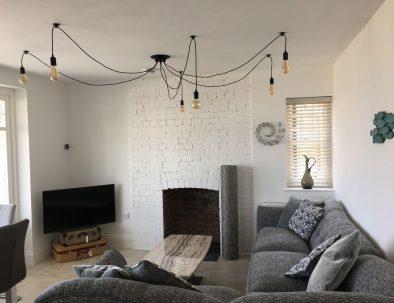 Modern Bright Lounge